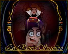 Personnage du film la reine sorci re blanche neige et - La sorciere blanche neige ...